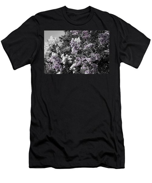 Blooms Men's T-Shirt (Slim Fit) by Colleen Coccia