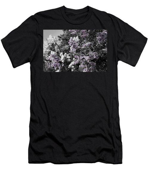 Blooms Men's T-Shirt (Athletic Fit)