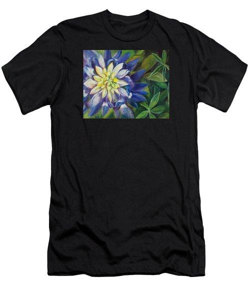 Bluebonnet Daze Men's T-Shirt (Athletic Fit)