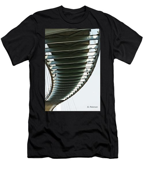 Bob Kerrey Pedestrian Bridge Men's T-Shirt (Athletic Fit)