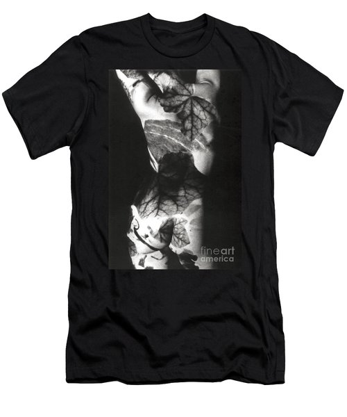 Body Projection Woman - Duplex Men's T-Shirt (Athletic Fit)