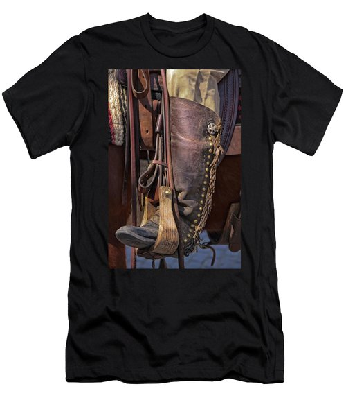 Boots Of A Drover Men's T-Shirt (Athletic Fit)