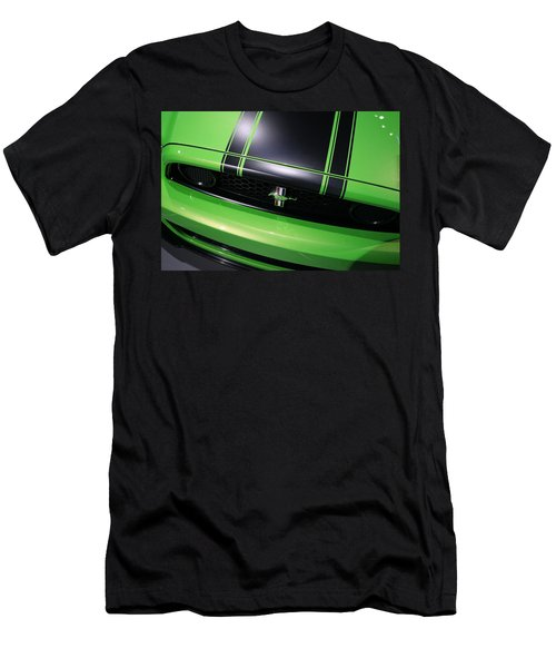 Men's T-Shirt (Slim Fit) featuring the photograph Boss 302 Ford Mustang by Gordon Dean II