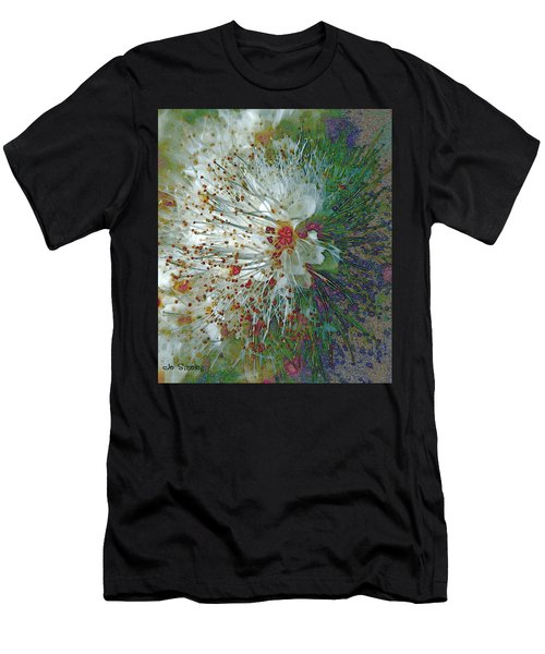 Bouquet Of Snowflakes Men's T-Shirt (Athletic Fit)