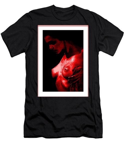 Breast In Color Men's T-Shirt (Athletic Fit)