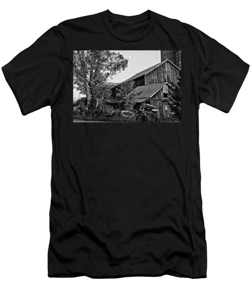 Brownies Barn  Men's T-Shirt (Athletic Fit)