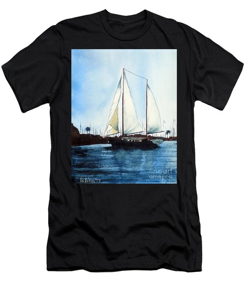 California Dreamin IIi Men's T-Shirt (Athletic Fit)