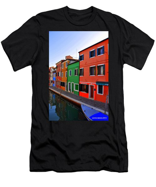 Canal Street Men's T-Shirt (Athletic Fit)