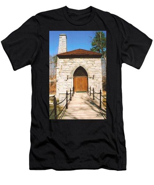 Castle Mcculloch Men's T-Shirt (Athletic Fit)