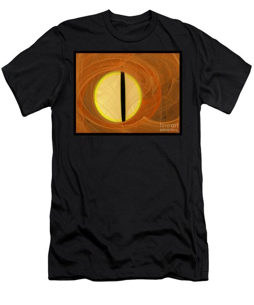 Cat's Eye Men's T-Shirt (Slim Fit)