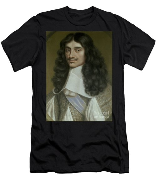 Charles II Men's T-Shirt (Athletic Fit)