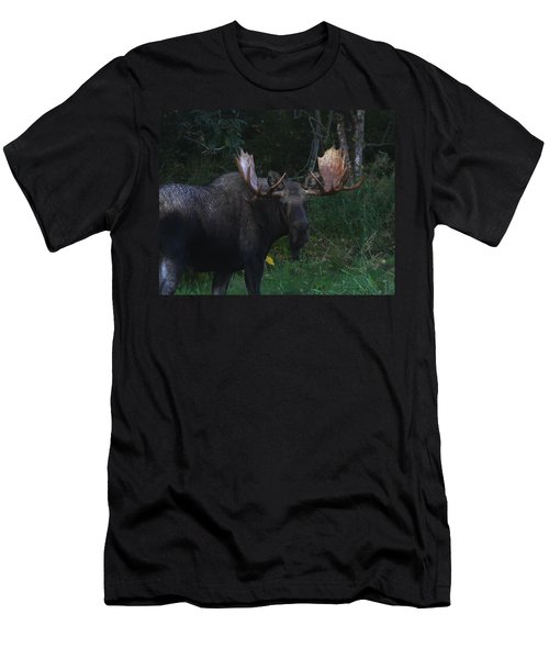 Men's T-Shirt (Slim Fit) featuring the photograph Checking You Out by Doug Lloyd