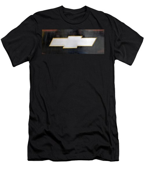 Chevy Bowtie Men's T-Shirt (Slim Fit)
