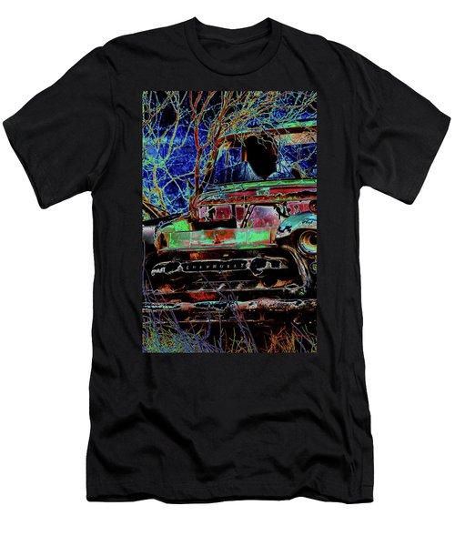 Chevy Long Gone Men's T-Shirt (Athletic Fit)