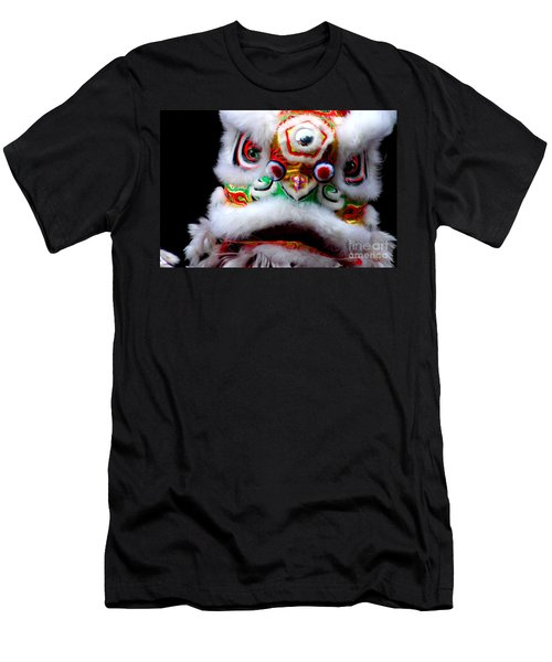 Chinese New Years Nyc 4705 Men's T-Shirt (Athletic Fit)