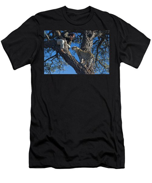 Close Encounter Namibia Men's T-Shirt (Athletic Fit)