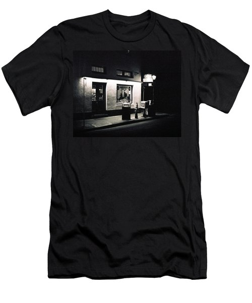 Clover Grill New Orleans Men's T-Shirt (Athletic Fit)