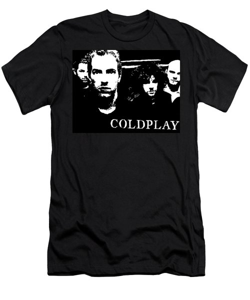 Coldplay Men's T-Shirt (Athletic Fit)