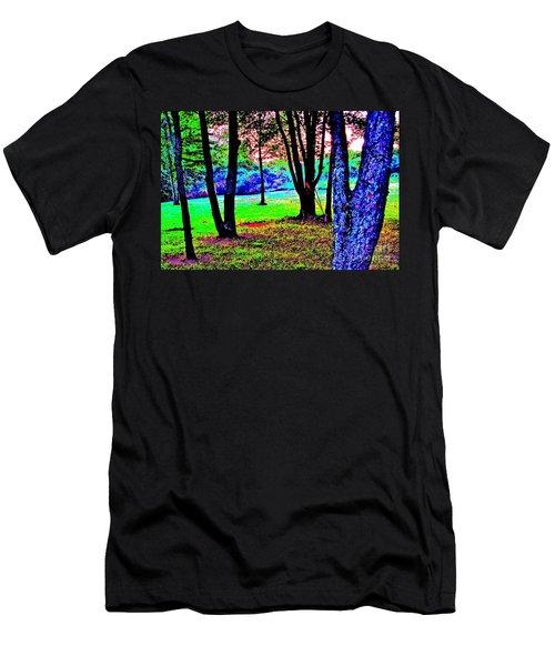 Colour Whore Men's T-Shirt (Athletic Fit)