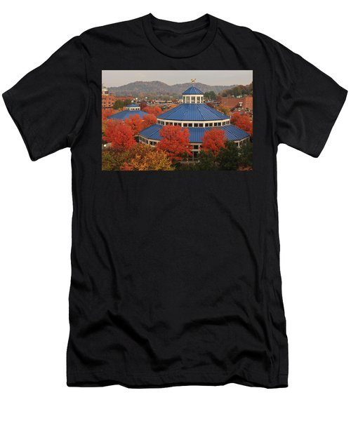 Coolidge Park Carousel Men's T-Shirt (Athletic Fit)
