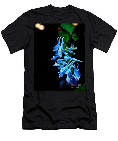 Corydalis  Men's T-Shirt (Slim Fit) by Tanya  Searcy
