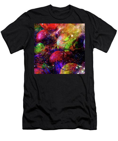 Cosmic Confusion Men's T-Shirt (Athletic Fit)