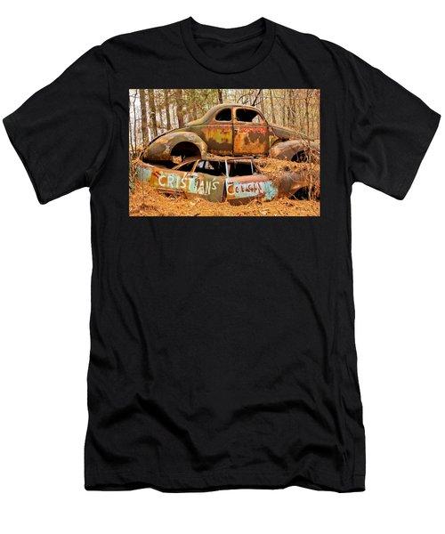 Cristian's Cousin Men's T-Shirt (Athletic Fit)
