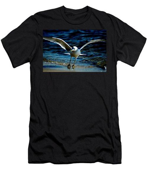 Dance Move Men's T-Shirt (Athletic Fit)