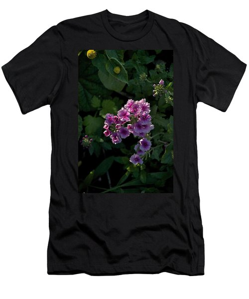 Men's T-Shirt (Slim Fit) featuring the photograph Dark by Joseph Yarbrough