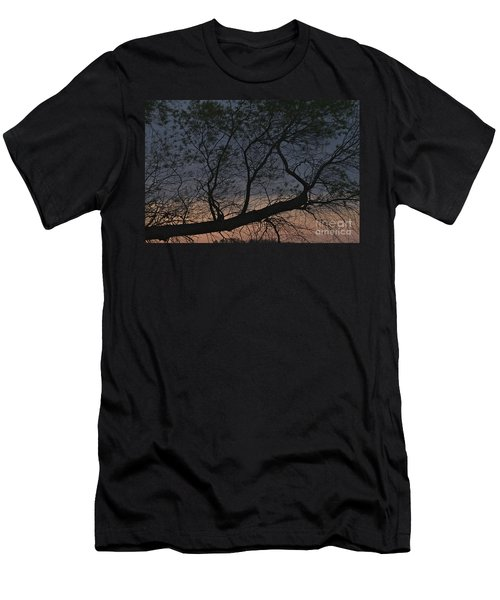 Men's T-Shirt (Slim Fit) featuring the photograph Dawn by William Norton
