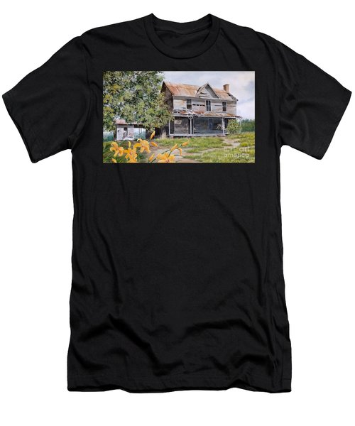 Days Gone By...sold Men's T-Shirt (Athletic Fit)