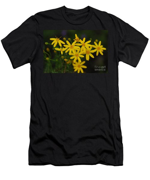 Men's T-Shirt (Slim Fit) featuring the photograph Dbg 041012-0281 by Tam Ryan