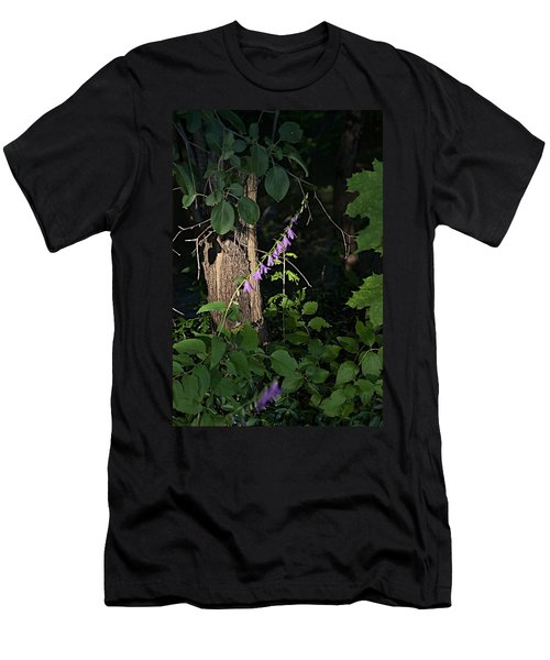 Men's T-Shirt (Slim Fit) featuring the photograph Deep by Joseph Yarbrough