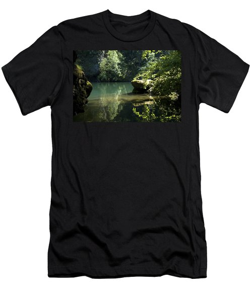 Depth Men's T-Shirt (Athletic Fit)
