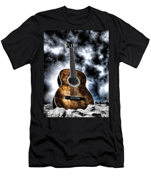 Devils Acoustic Men's T-Shirt (Athletic Fit)