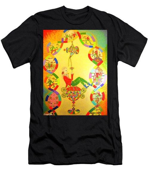 Dna Eternal-man  Men's T-Shirt (Athletic Fit)
