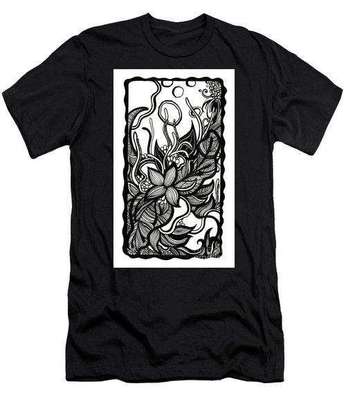 Intertwined Men's T-Shirt (Athletic Fit)