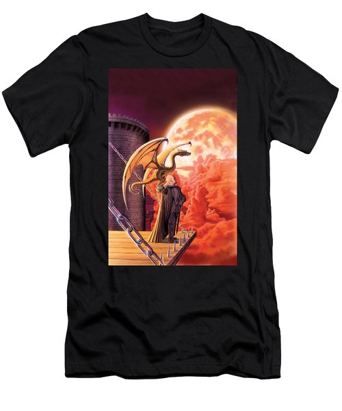 Dragon Lord Men's T-Shirt (Athletic Fit)