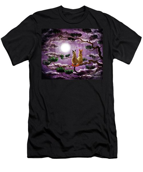 Dreaming Of A Pine Tree Men's T-Shirt (Athletic Fit)