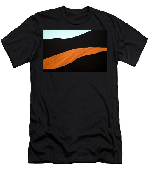 Dune Tunnel Men's T-Shirt (Athletic Fit)