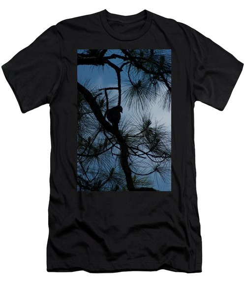 Men's T-Shirt (Slim Fit) featuring the photograph Dusk by Joseph Yarbrough