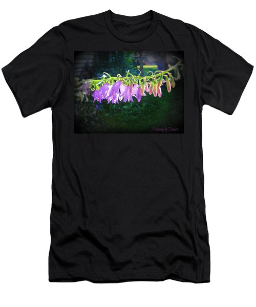 Men's T-Shirt (Athletic Fit) featuring the photograph Early Morning Touch by Deahn      Benware