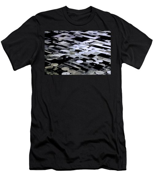 Earth Geometry2 Men's T-Shirt (Athletic Fit)