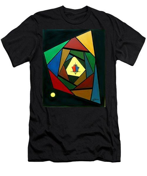 Eccentric Men's T-Shirt (Athletic Fit)