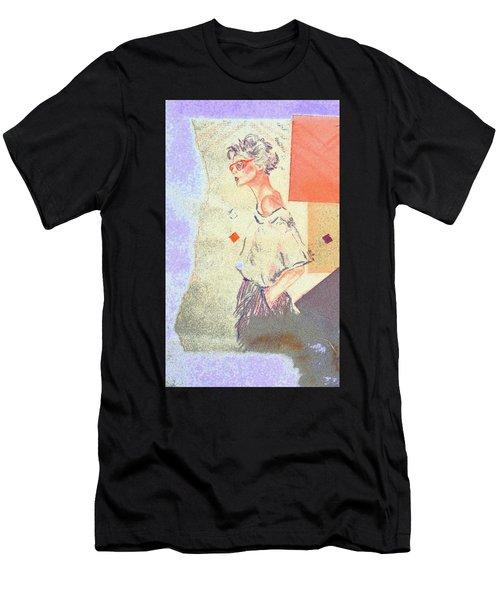 Eighties Men's T-Shirt (Athletic Fit)