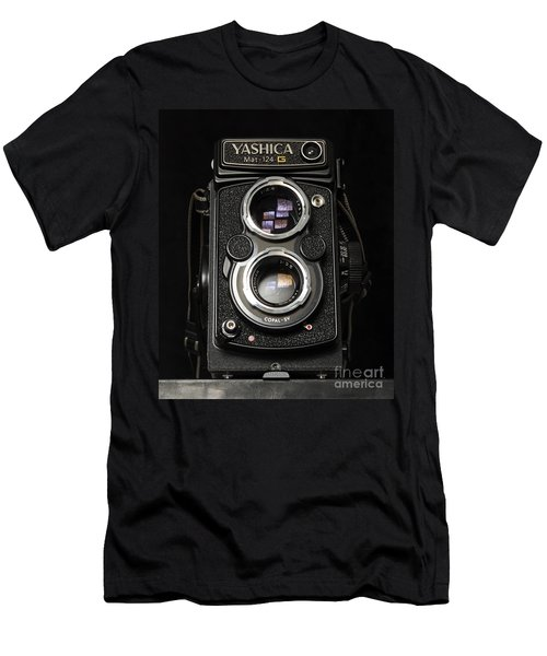 Eye See - I Saw Men's T-Shirt (Athletic Fit)