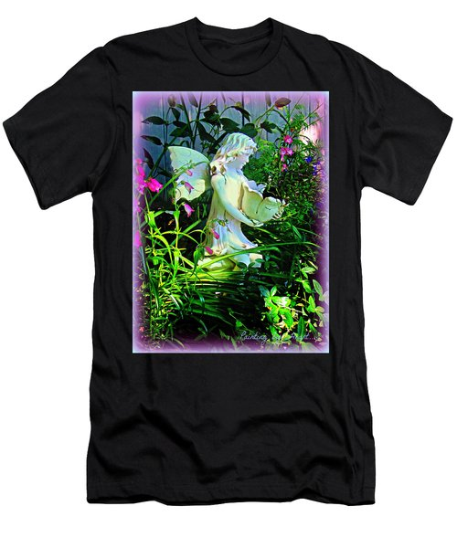 Fairy Girl Men's T-Shirt (Athletic Fit)