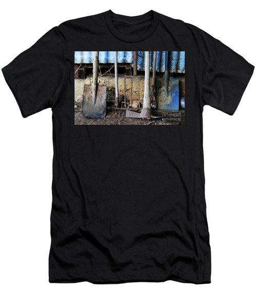 Farm Tool Men's T-Shirt (Athletic Fit)