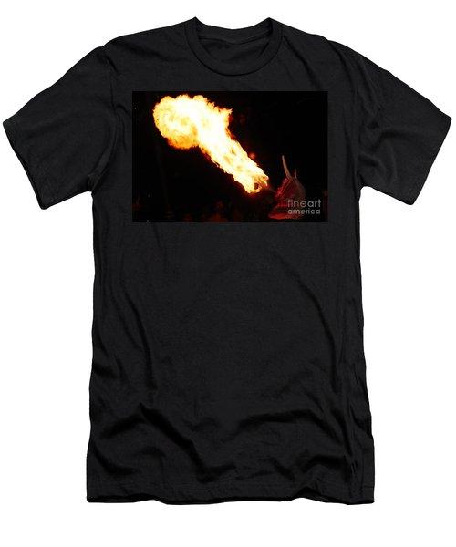 Fire Axe Men's T-Shirt (Athletic Fit)