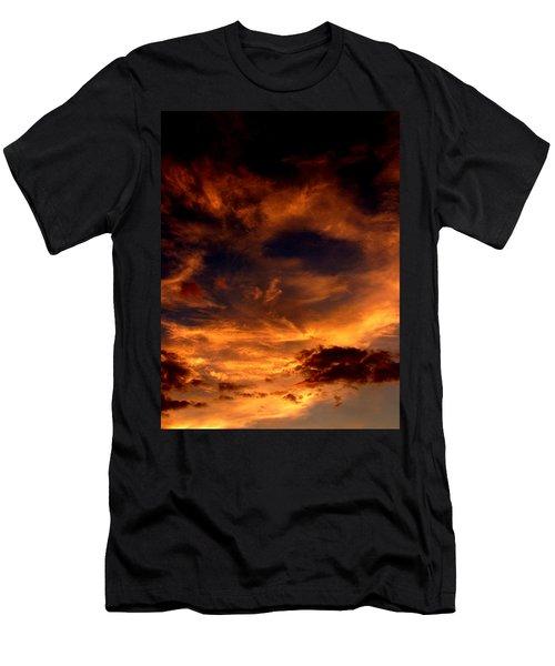 Firesky Men's T-Shirt (Athletic Fit)